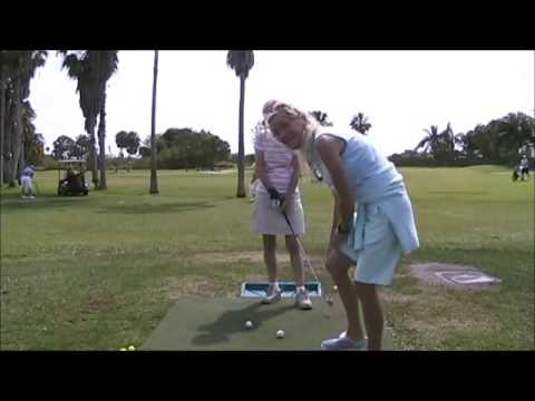 Impact Zone Golf Lesson with LPGA Cathy Schmidt