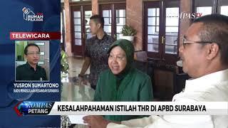 Video Kesalahpahaman Istilah THR di APBD Surabaya MP3, 3GP, MP4, WEBM, AVI, FLV Juli 2018