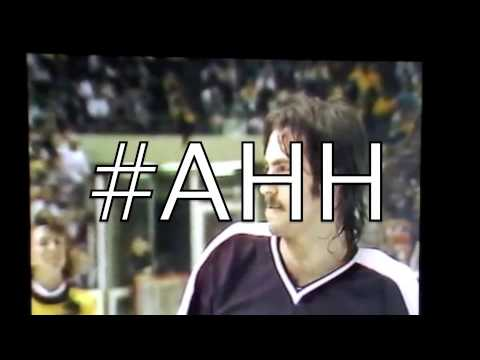 All Hockey Hair Team 2014 (видео)