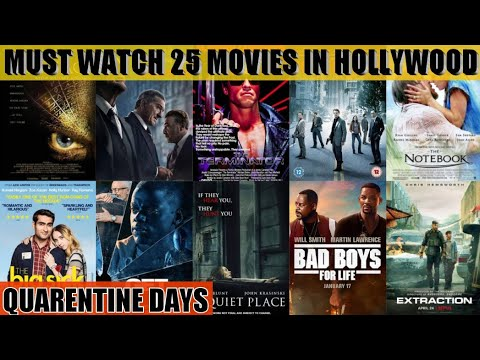 Must Watch Hollywood Movies | LockDown Days | Thriller | Scifi | Romantic | Horror | Action