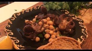 Living in Italian: Baby Octopus & Ceci