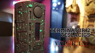 Video Tesla Terminator 2 (T2) / WYE by Teslacigs Indonesian Review MP3, 3GP, MP4, WEBM, AVI, FLV September 2018