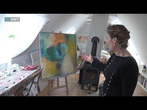 Susan åbner op for kunsten