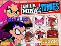 Teen Titans - En la Mira de los Titanes (Nivel 1-5) 100% COMPLETADO
