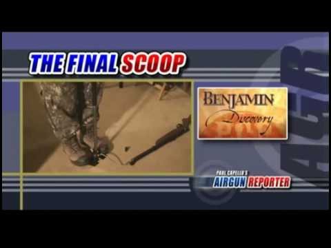 Benjamin Discovery air rifle - short review - AGR Episode 04