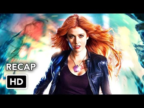 Shadowhunters Season 1 Recap (HD)
