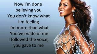 Video Beyonce - Listen Lyrics MP3, 3GP, MP4, WEBM, AVI, FLV Juli 2018