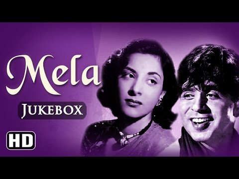 Video All Songs Of Mela {HD} - Dilip Kumar - Nargis - Naushad Hits - Old Hindi Songs download in MP3, 3GP, MP4, WEBM, AVI, FLV January 2017