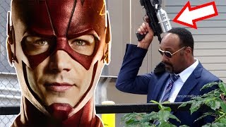 *SPOILER* Returns! LEAKED Set Photos Breakdown! - The Flash Season 4. The Flash Godspeed, The Flash 3x23, The Flash 3x23 Ending, The Flash 3x23 Barry, Iris West Death, Savitar Future.Photo Sources:https://twitter.com/themysciraboundhttps://twitter.com/canadagraphshttps://twitter.com/realarizonajakeLike / Share the Video if you enjoyed the video!Subscribe for more Flash Season 4, Arrow Season 6, Legends of Tomorrow Season 3 and Supergirl Season 3!Twitter http://twitter.com/pagmystSnapchat: apageyyInstagram: apagey25Facebook: https://www.facebook.com/PageyYT--- Channel Info ---I started my channel to talk about all things related to TV Shows and Movies. I do videos on Movie/TV News, Trailer Breakdowns, Movie and TV reviews, and plenty more!