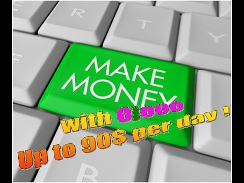 How to earn money online ?! Earn with Ojooo up to 90$ daily