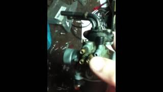 10. Como conectar un carburador
