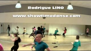 Stage Salsa Hip Hop Rodrigue Lino