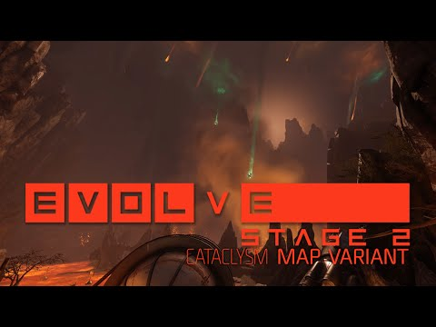 Evolve Stage 2 — Cataclysm [ESRB]