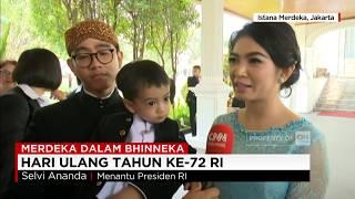Video Untuk Pertama Kali, Gibran dan Keluarga Putra Sulung Presiden Jokowi Ikut Perayaan HUT ke 72 RI MP3, 3GP, MP4, WEBM, AVI, FLV Oktober 2018