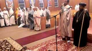 Ethiopian Orthodox 2005/2013 Debre Selam MedhaniAlem Official Opening Ceremony (Brandon, MB) #9