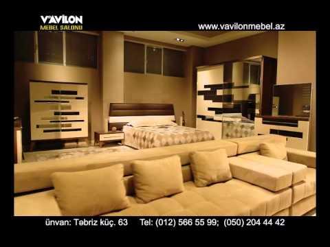 Смотреть онлайн видео Vavilon mebel merkezi