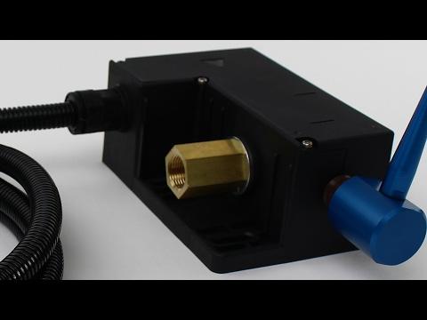 Minibea's Wavy Nozzle Programmable Coolant System