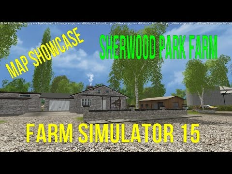 Sherwood Park Farm by Stevie T1 pre-release