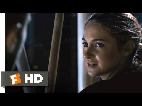 Divergent (4/12) Movie CLIP - The Ferris Wheel (2014) HD