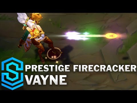 Vayne Tân Niên Hàng Hiệu - Prestige Firecracker Vayne