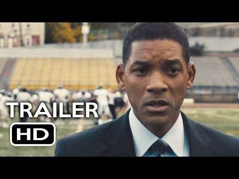 Concussion Official Trailer #2 (2015) Will Smith Drama Movie HD