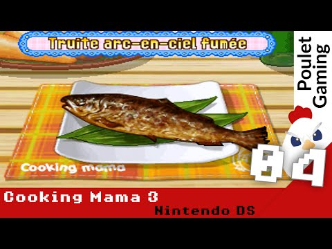 Cooking Mama 3 - Épisode 04