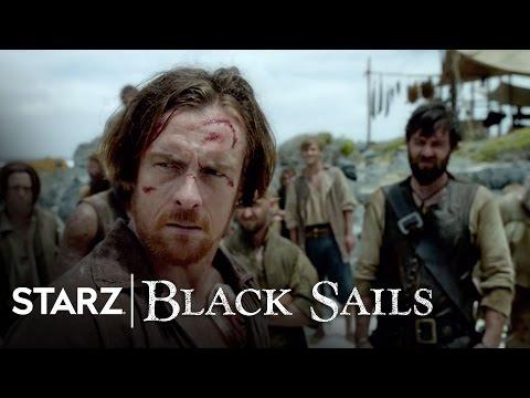Black Sails | Season 2, Episode 1 Clip: The Risk | STARZ
