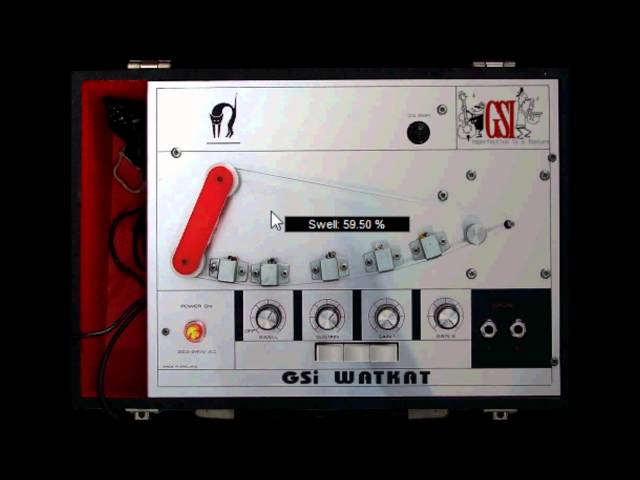 WATKAT by GSi Genuine Soundware and Instruments