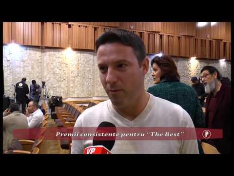 """Premii consistente pentru """"The Best"""""""