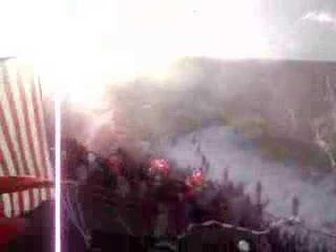 Independiente Santa Fe - La Gran Salida - La Guardia Albi Roja Sur - Independiente Santa Fe