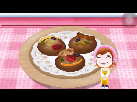 Cooking Mama Let's Cook – Mendiants