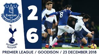 Video HIGHLIGHTS: EVERTON 2-6 TOTTENHAM MP3, 3GP, MP4, WEBM, AVI, FLV Agustus 2019