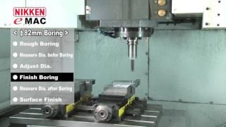 eMAC Precision Digital Boring System