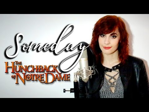 The Hunchback of Notre Dame - Someday Cover by Cat Rox Cover