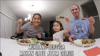 Video MASAK & MAKAN SATE AYAM SUPER DELISH   MERTUA MENGKODE-KODE MP3, 3GP, MP4, WEBM, AVI, FLV Maret 2019