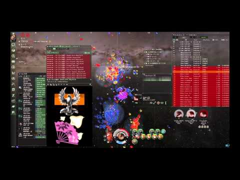 EVE Online - PVP - 02/06 N3 + Friends vs RUS + CFC in 77S8-E Station Final Timer [1080p available]