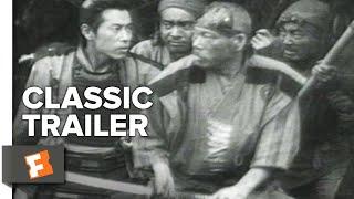 Nonton Seven Samurai  1954  Trailer  1   Movieclips Classic Trailers Film Subtitle Indonesia Streaming Movie Download
