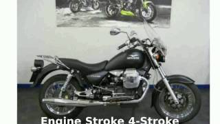 4. 2004 Moto Guzzi California Aluminum - Details and Specs