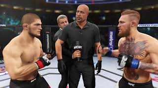 Video UFC   Хабиб Нурмагомедов vs Конор МакГрегор      UFC2(PS4) MP3, 3GP, MP4, WEBM, AVI, FLV Desember 2018