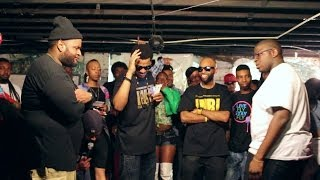 Iron Mouth Battle League | South Da Mayor vs. Martian Man