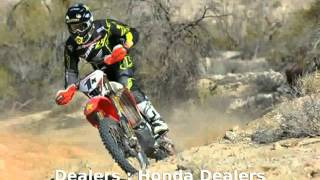 10. 2014 Honda CRF 450X - Review & Specification