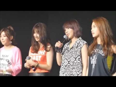 4Minute – Speaking English Compilation