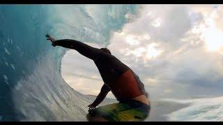 GoPro HD: Endless Cloudbreak Barrel with Kalani Chapman