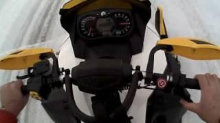 5. RideThroughTheHood on the Ski-Doo MXZ Renegade X 800R