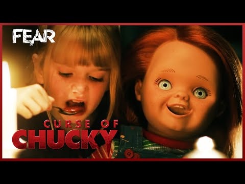 Curse of Chucky | The Last Supper (Poisoned Chilli Scene)