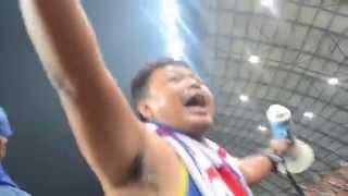 Video viking persib club eforia bobotoh di stadion sriwijaya jakabaring palembang MP3, 3GP, MP4, WEBM, AVI, FLV September 2018