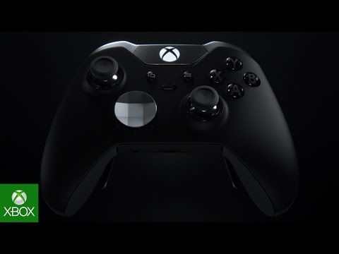 Microsoft Takes Aim At Controller Modders With Their New Xbox Elite Wireless Controller – HD Announcement Trailer