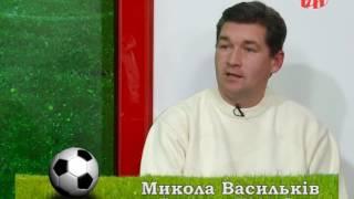 Програма Наш футбол №14, 15.11.2016