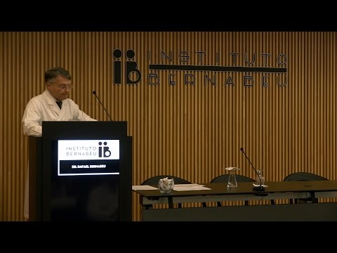 4ª Edición de entrega de Becas. Fundación Rafael Bernabeu, Obra Social del Instituto Bernabeu