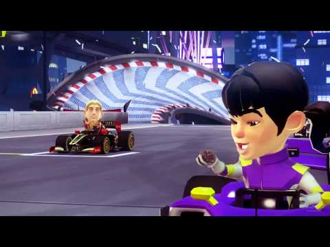 Quick Look: F1 Race Stars – with Gameplay Video
